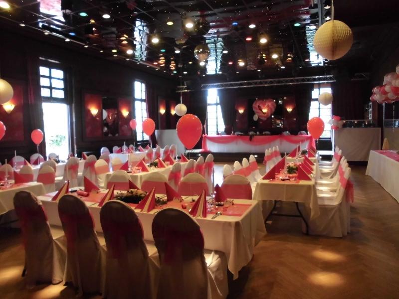 Villa Rot Hochzeit