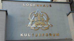 nur leise Musik im Saal @ Kulturforum Logenhaus