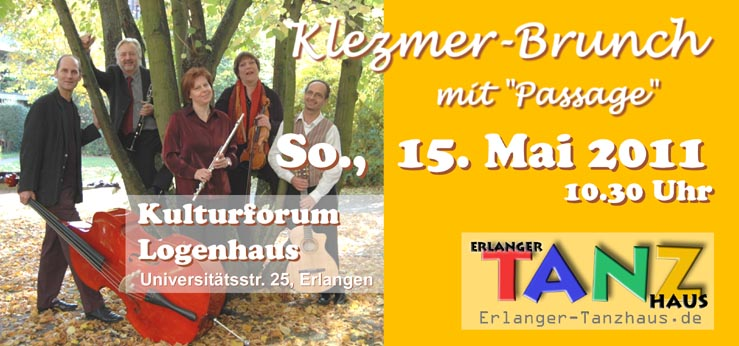 Klezmer-Brunch mit Passage