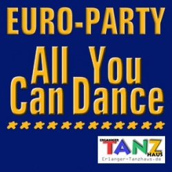 Euro-Party - quadratisch