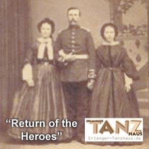 Return of the Heroes - quadratisch