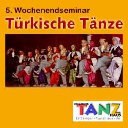 Türkische Tänze - quadratisch