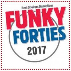 Funky 40s (2017) @ Kulturforum Logenhaus | Erlangen | Bayern | Deutschland