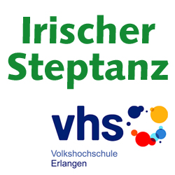 VHS: Irish Step Dance (Kurs) @ Kulturforum Logenhaus