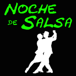 Noche de Salsa grün 250x250