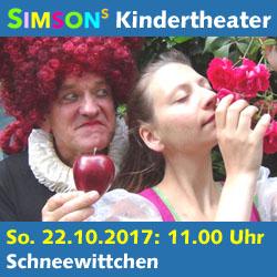 Simsons Kindertheater @ Kulturforum Logenhaus | Erlangen | Bayern | Deutschland
