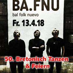 50. Bretonisch Tanzen & Feiern mit BA.FNU (CZ) @ Kulturforum Logenhaus | Erlangen | Bayern | Deutschland