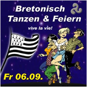 BTF – Bretonisch Tanzen & Feiern @ Kulturforum Logenhaus