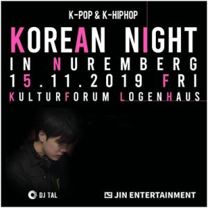 Korean Night @ Kulturforum Logenhaus