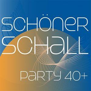 Schöner Schall - Party 40+ @ Kulturforum Logenhaus